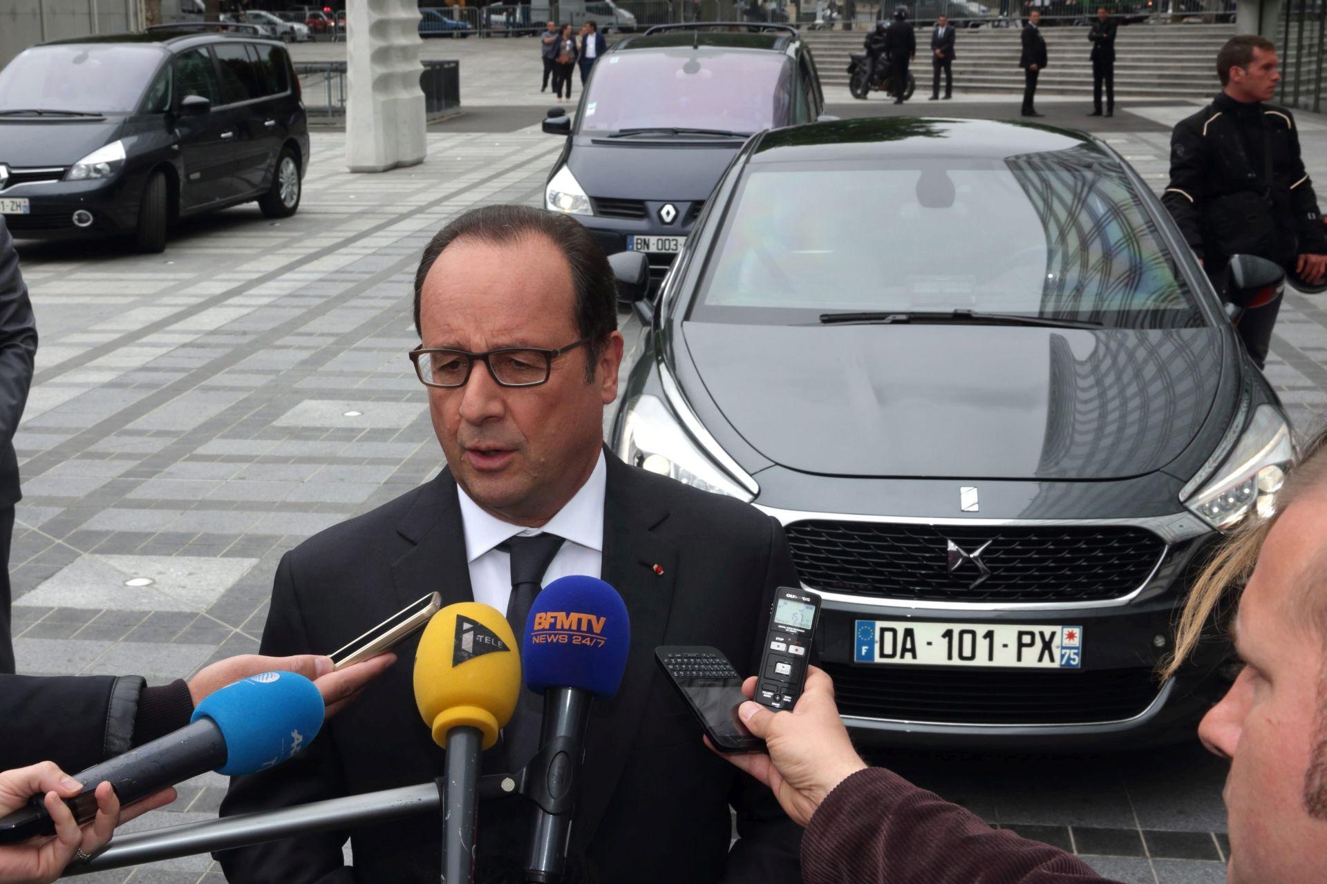 FRANCUSKA NA NOGAMA Hollande: Američko špijuniranje neprihvatljivo