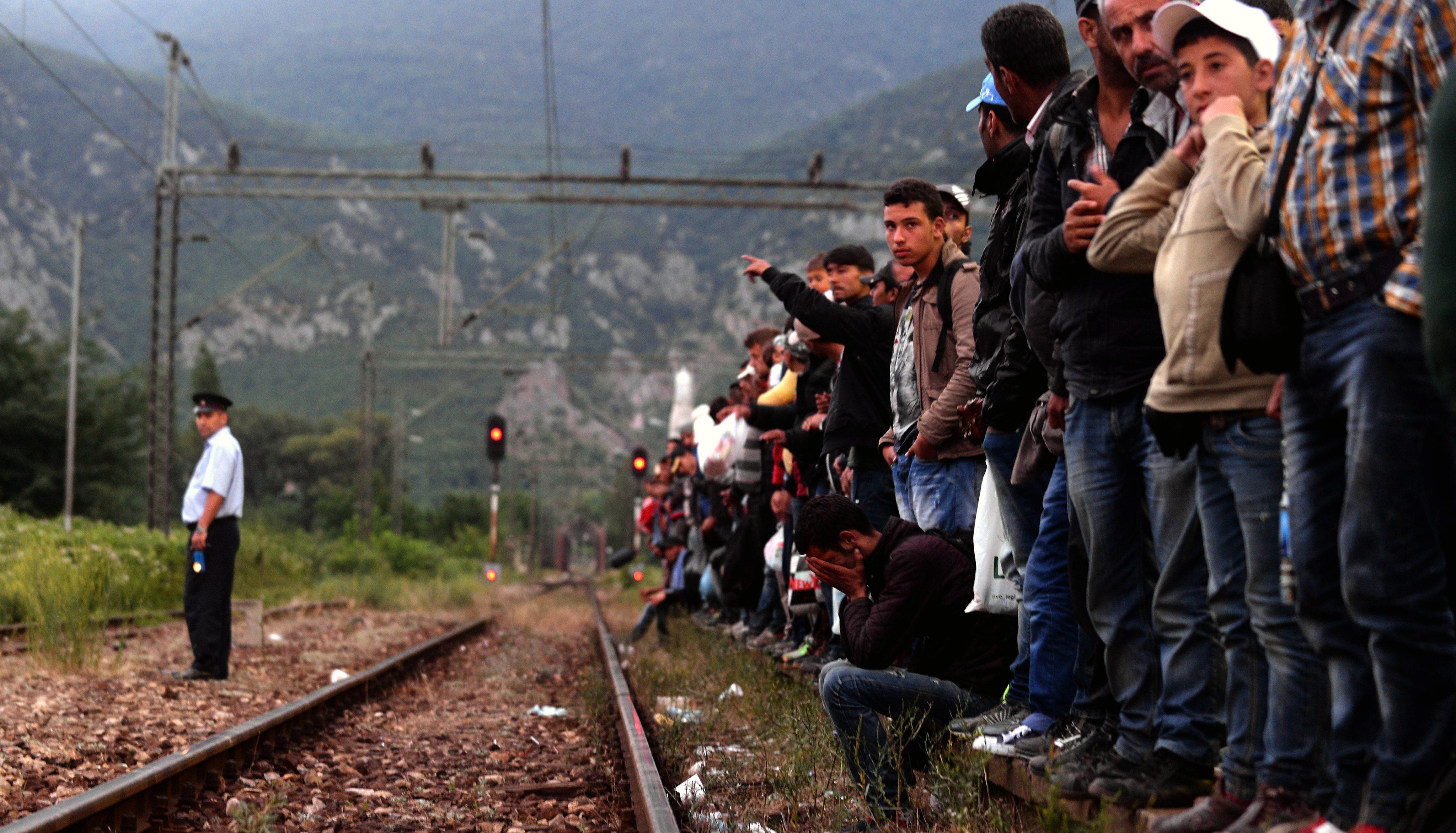 NE ŽELE IZBJEGLICE Mađarska jednostrano suspendirala propise EU-a o azilu