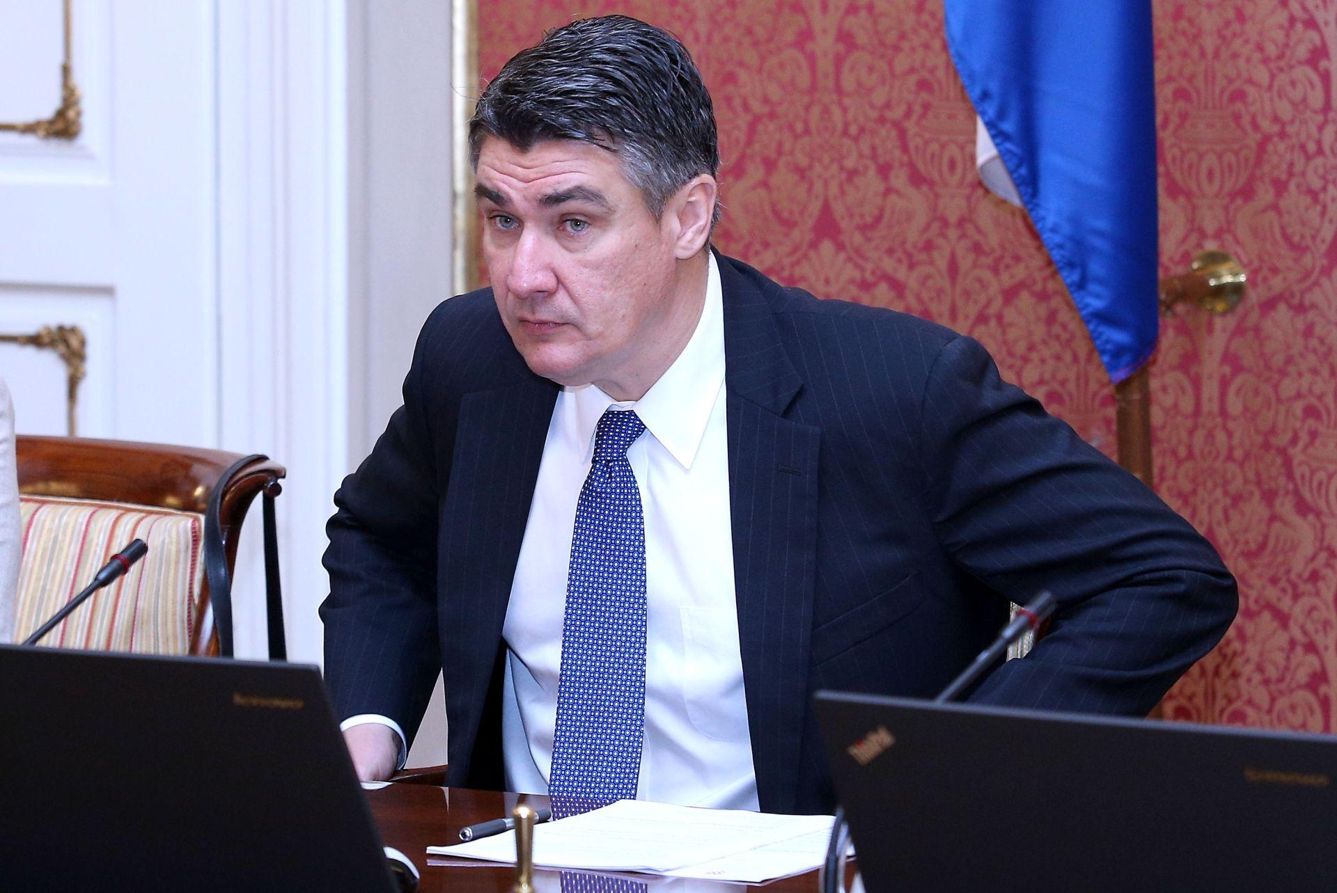 MILANOVIĆ O PITANJU MIGRANATA Hrvatska spremna prihvatiti manji broj izbjeglica