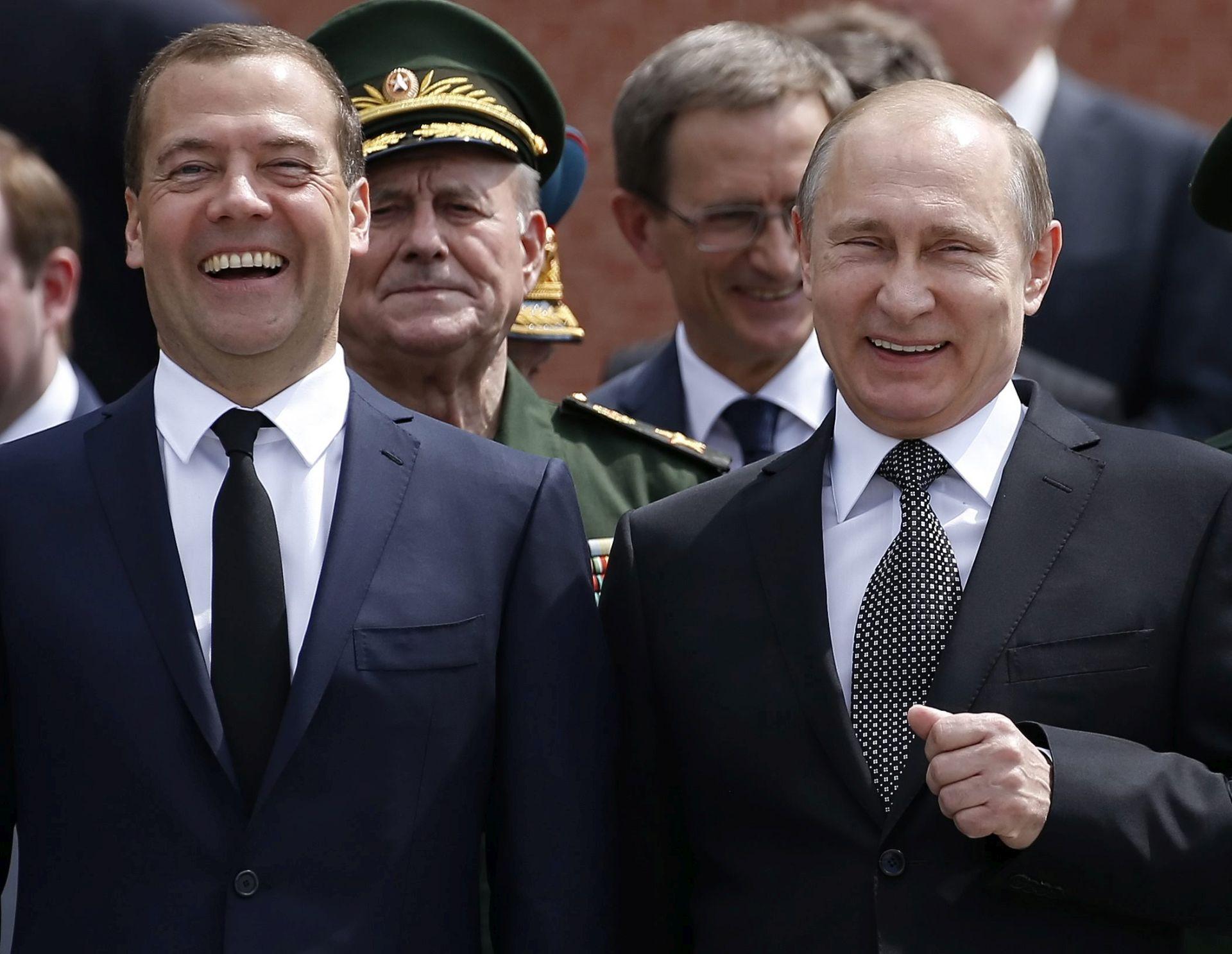 """PENTAGON PORUČIO Prijeteći nuklearnim oružjem Rusija se """"igra vatrom"""""""