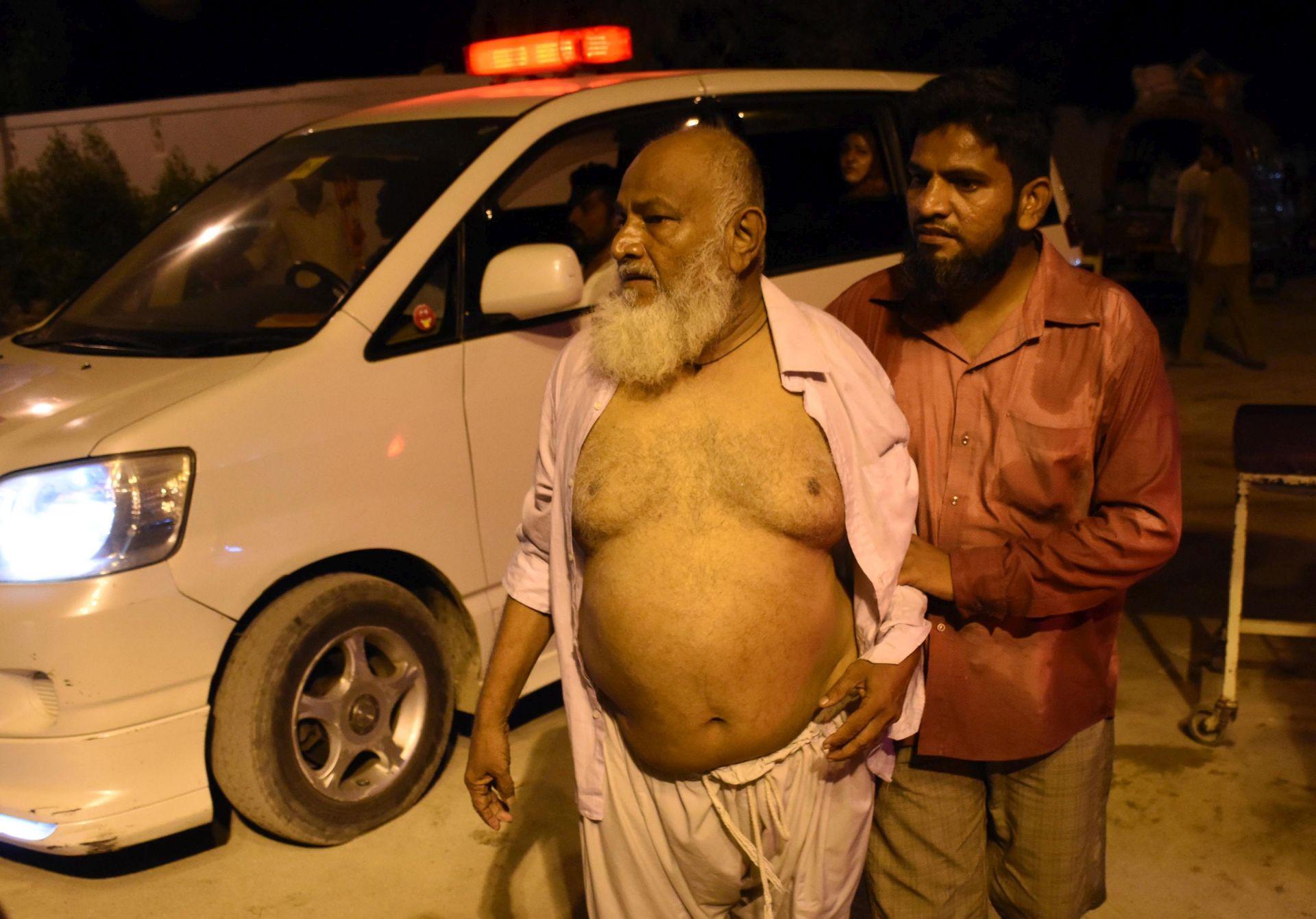 TOPLINSKI VAL U Pakistanu vrućine odnijele gotovo 800 života