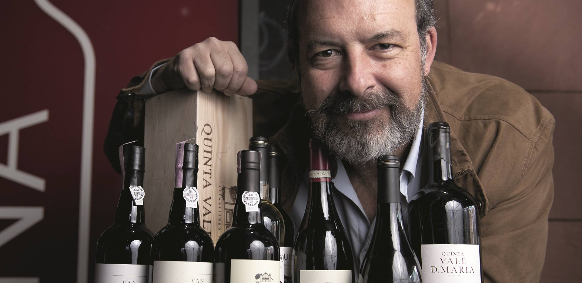 Razgrabljena vina Portugalca Cristiana van Zellera u Hrvatskoj