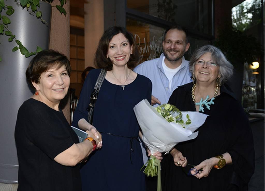 DSC_4164.Nives Puhalo,Saša Šekoranja s majkom Lili i  doktoricom Jasnom Lesić.Velvet.4.