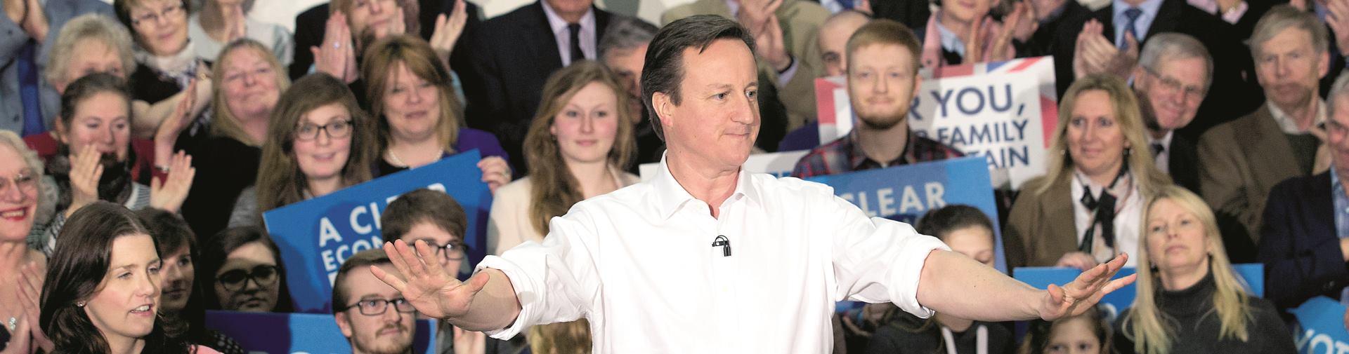 VIDEO: DAVID CAMERON: 'Odlazak Velike Britanije iz EU mogao bi povećati rizike rata'