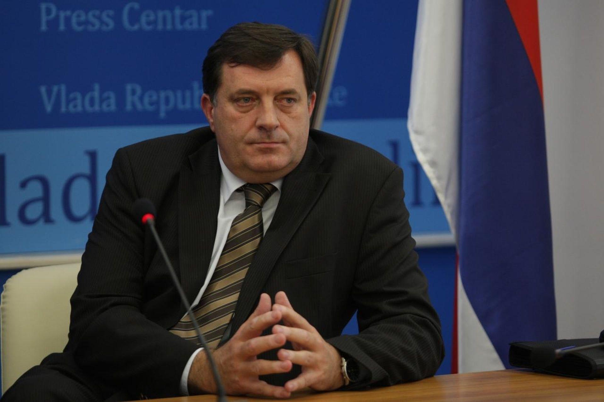 NOVI NEPRIJATELJ NA POPISU Dodik i Veliku Britaniju proglasio neprijateljem Srba