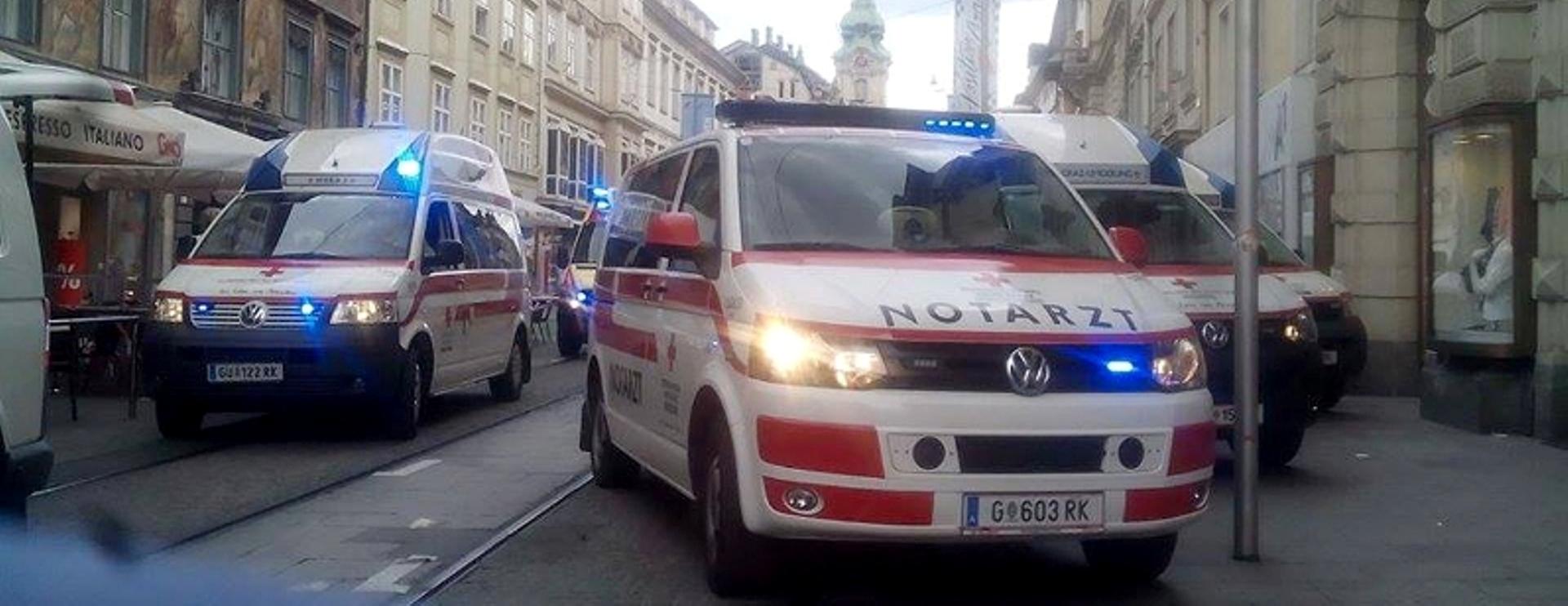 SAMOZATAJNI JUNAK Kaštelanski anesteziolog Antonio Jerčić pomagao ozlijeđenima u napadu u Grazu