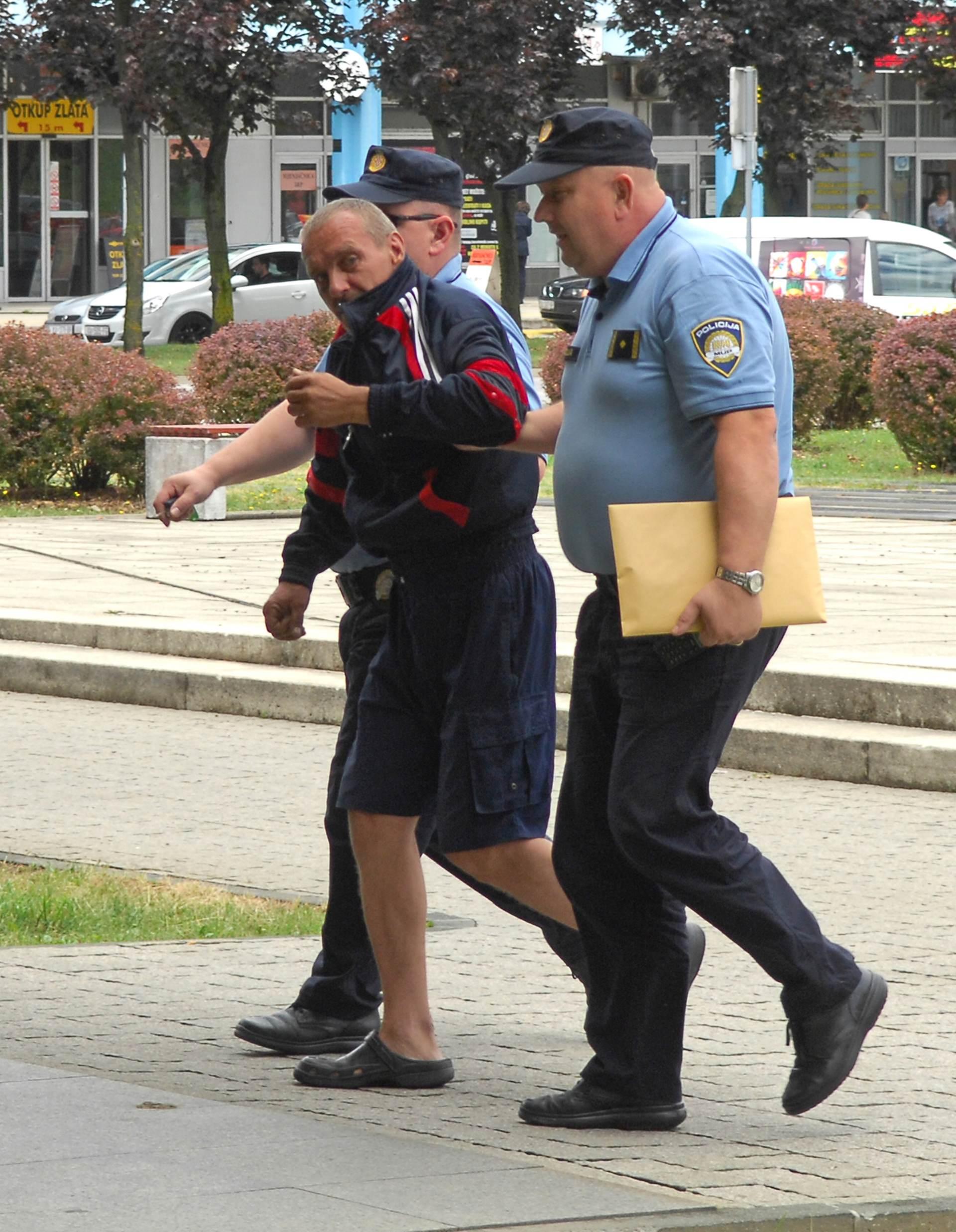 NAPAD NA PERATOVIĆA: Grahović saslušan na sudu