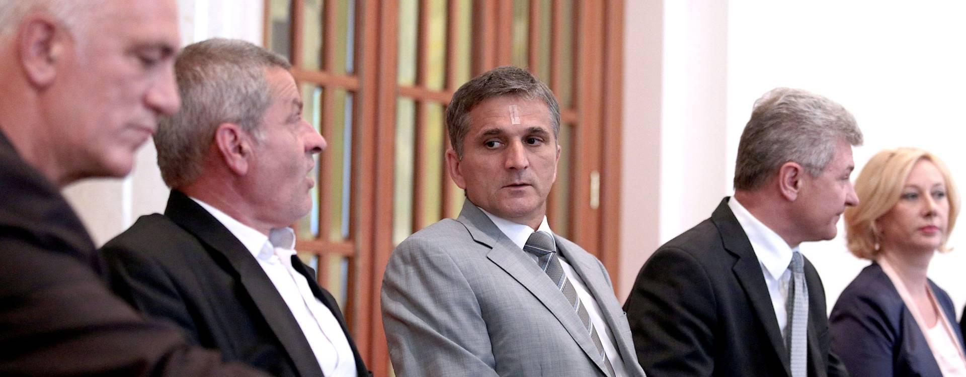 G. Marić (HDZ): HNB prednjači u uništavanju malih banaka