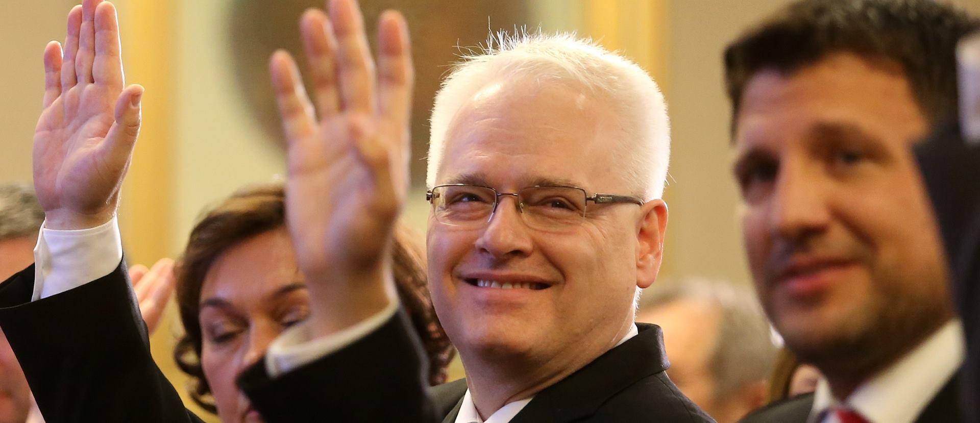 Slab start Josipovićeve nove stranke