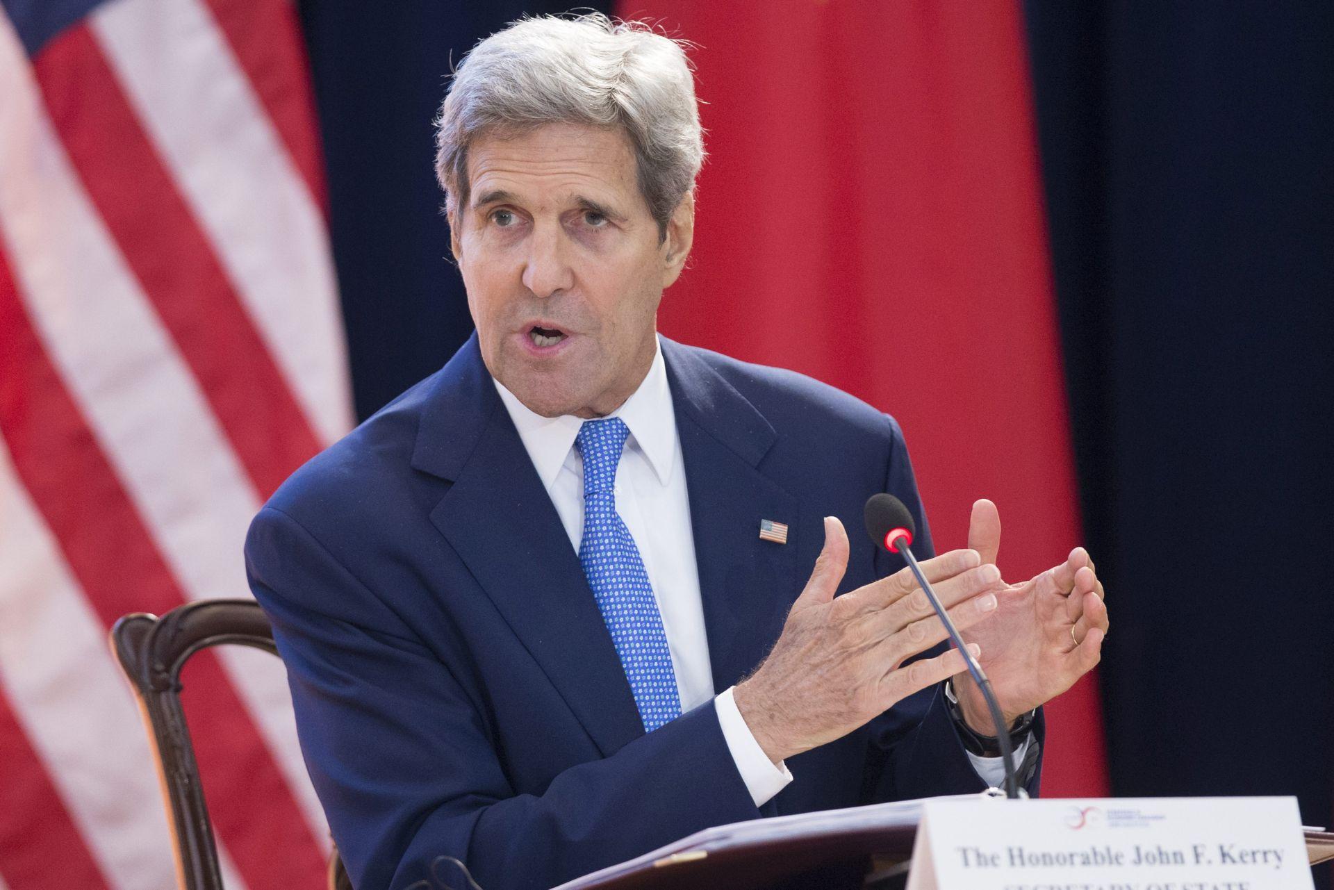 SASTANAK U BEČU Lavrov i Kerry razgovarat će o terorizmu