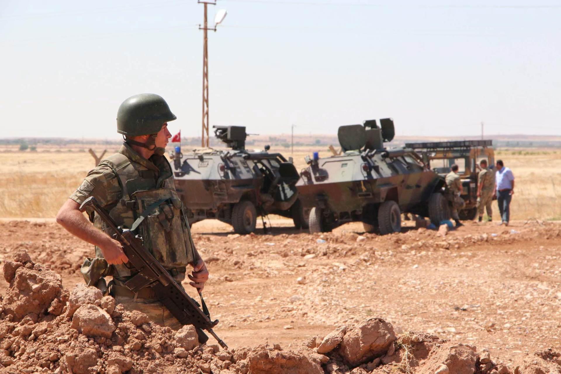NAPAD NA KOBANE: Turska negira prelazak IS-a preko svojeg teritorija