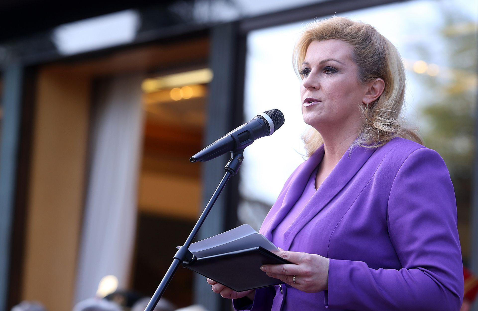 KOLINDA GRABAR KITAROVIĆ: 'Nisam bila Sanaderova štićenica'