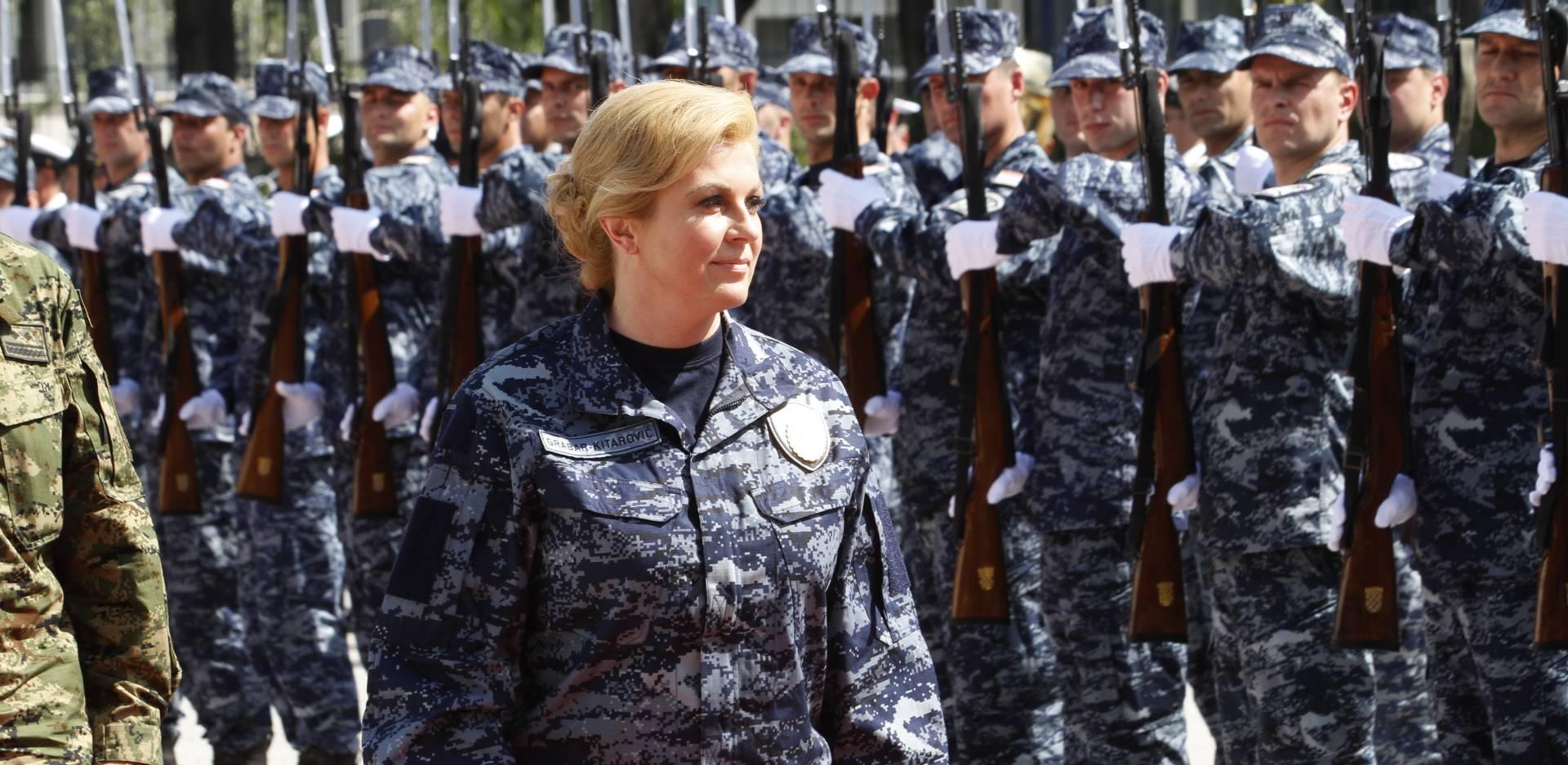Kolinda prozvala Putina i Rusiju, poručila Trumpu da Hrvatska čvrsto stoji uz SAD