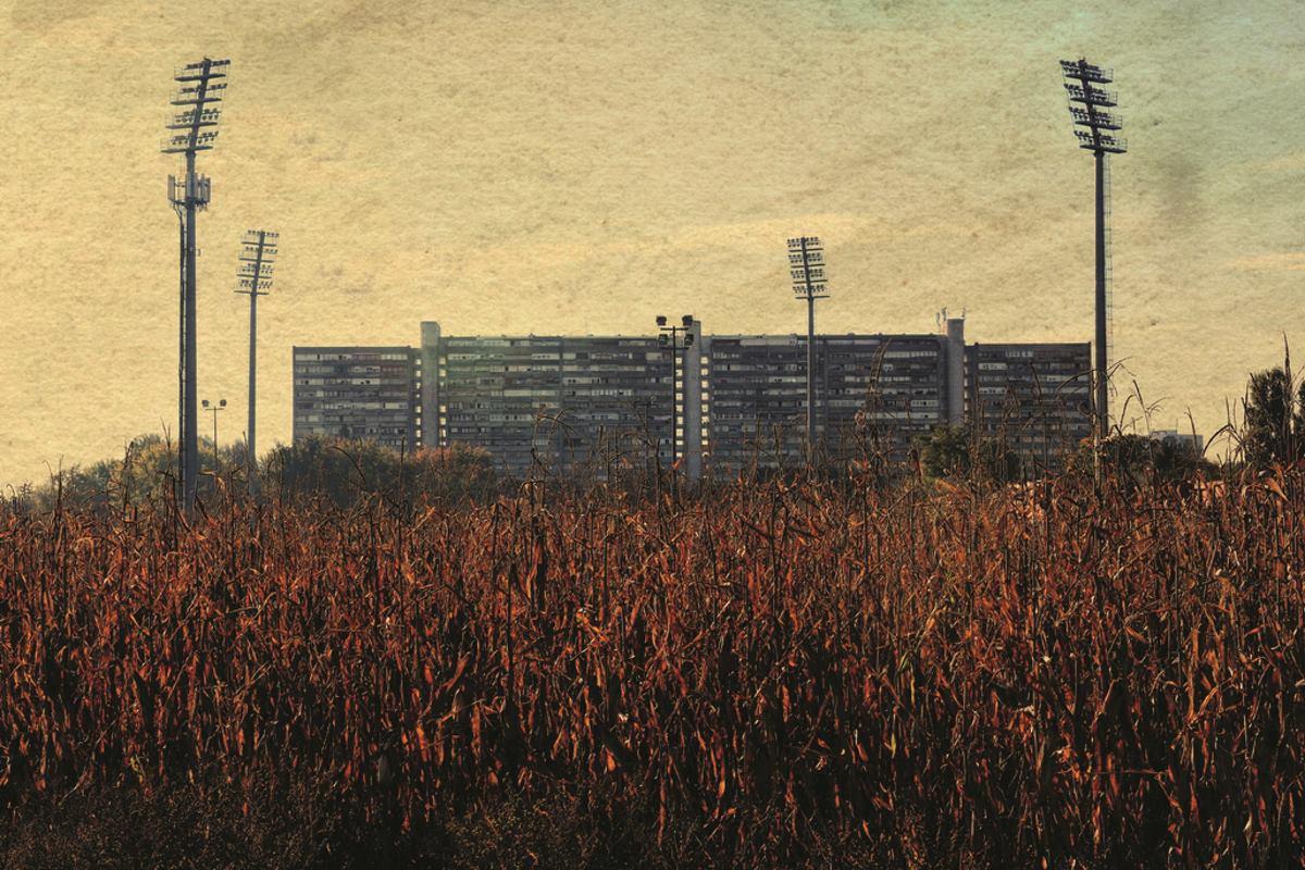Kuruza, nogomet i stanovanje FOTO: Tomislav Cuveljak