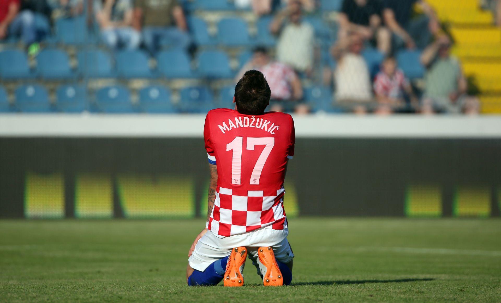 POTPISAN UGOVOR Mandžukić u Juventusu