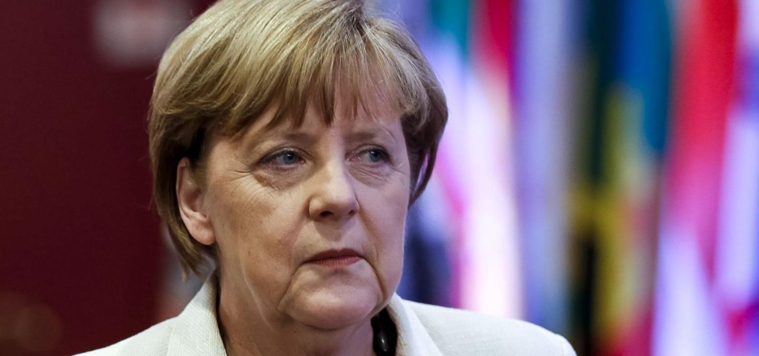 MERKEL POZIVA NA KOMPROMIS Ako propadne euro, propada i Europa