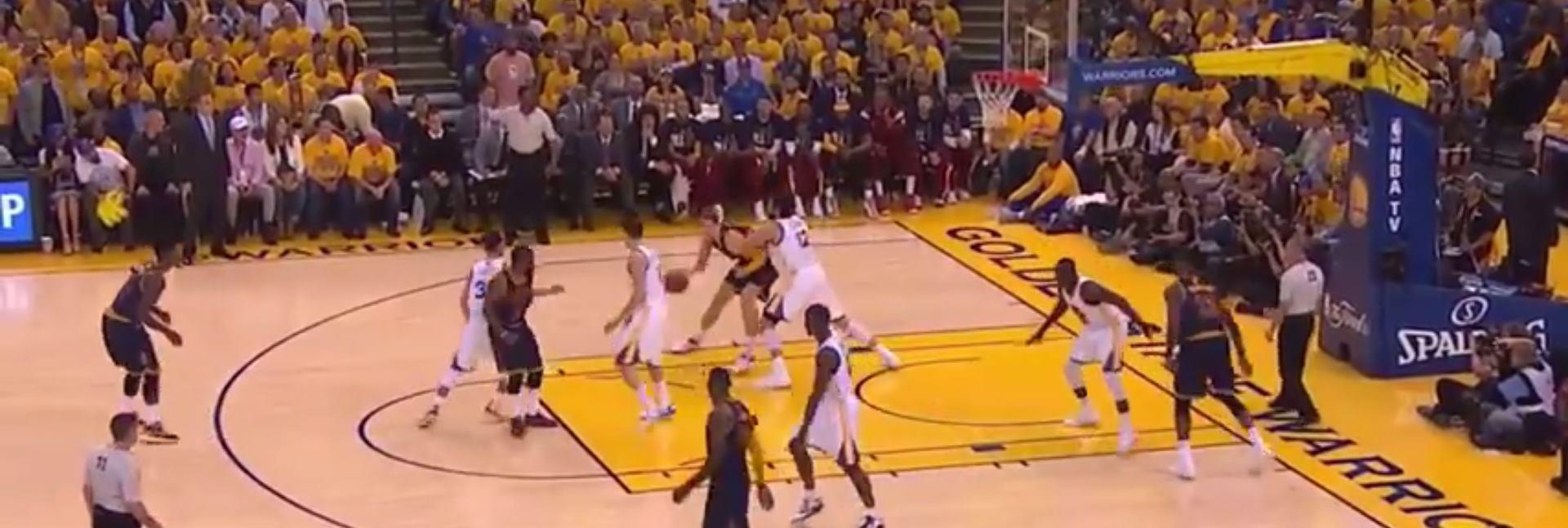 NBA FINALE Golden Stateu naslov nakon 40 godina, Andre Iguodala najkorisniji igrač finalne serije