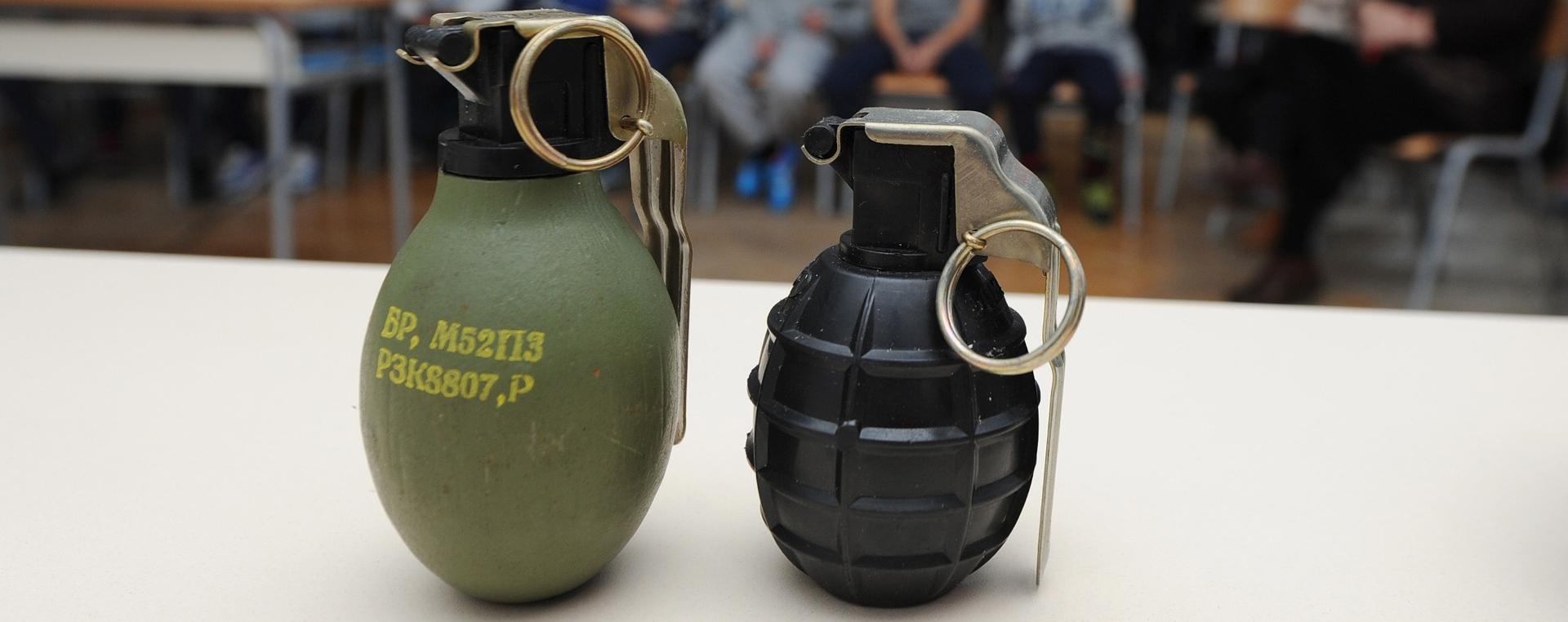 MISLILI DA JE KAMEN Njemačka obitelj kao suvenir iz Hrvatske čuvala ručnu granatu