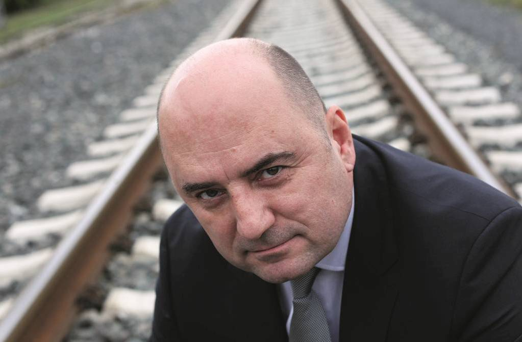 06.11.2014., Zagreb - Glavni tajnik HDZ-a Milijan Brkic. Photo: Boris Scitar/Vecernji list/PIXSELL
