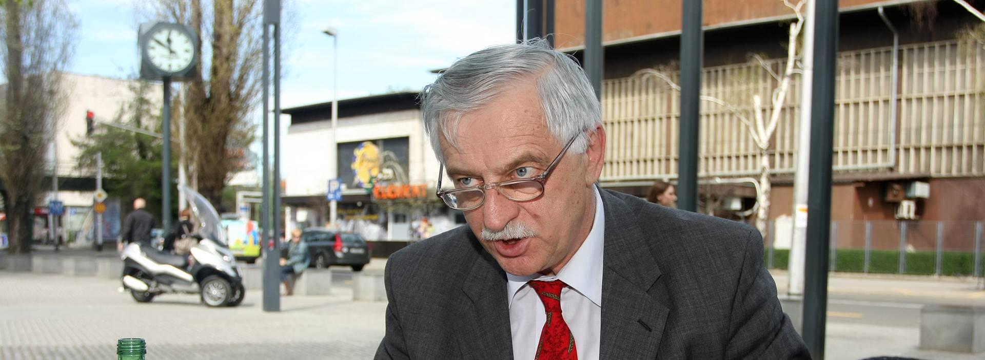 """PROČITAJTE U NACIONALU: Anđelko Jagečić: """"Pavle Gaži želio je uništiti INU i Podravku"""""""