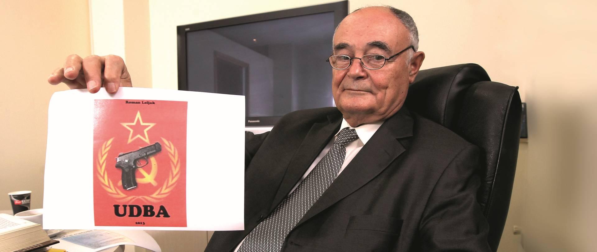 NACIONAL OTKRIVA STROGO ČUVANU TAJNU: Popis 205 tajnih dosjea koje je 90-tih ukrao Vice Vukojević