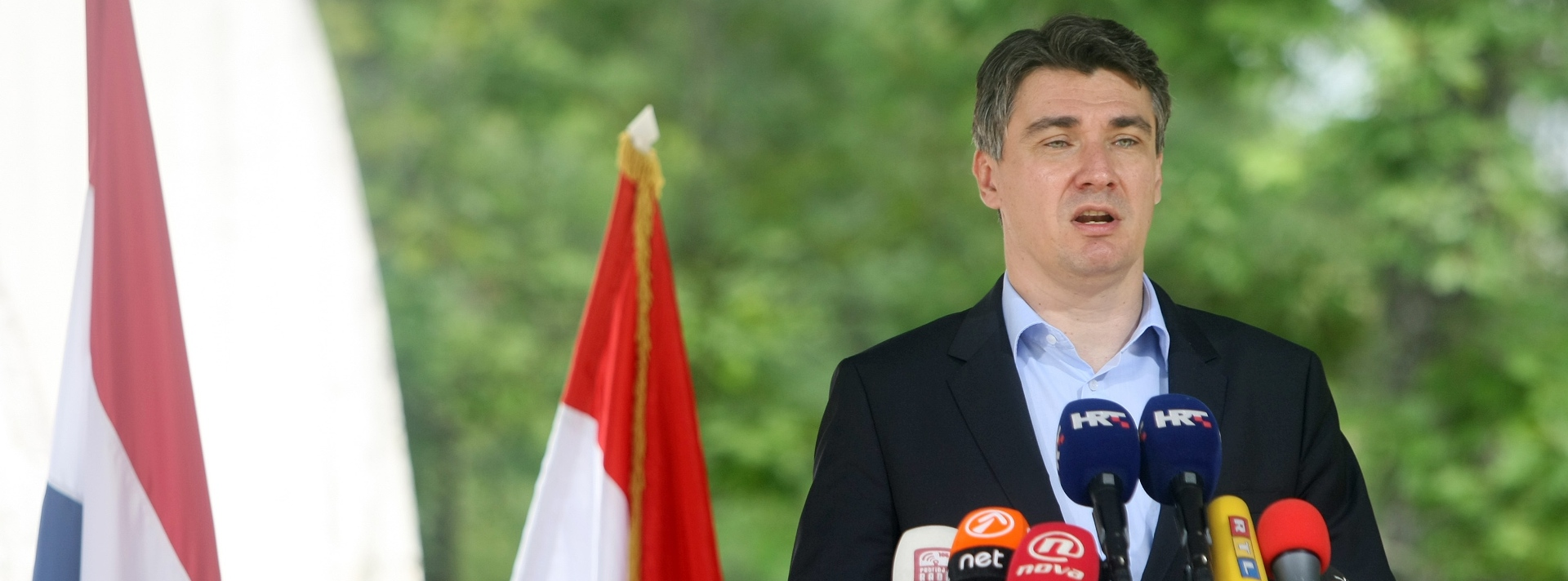 MILANOVIĆ U BREZOVICI: Hrvati su ubijek bili na pravoj strani – na strani dobra