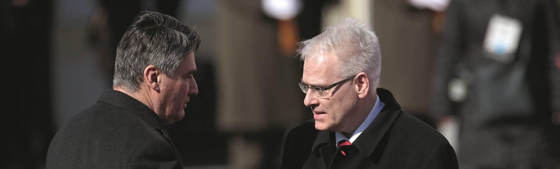 PREGOVORI O NASTAVKU POLITIČKE KARIJERE Rat ljevice za Josipovića