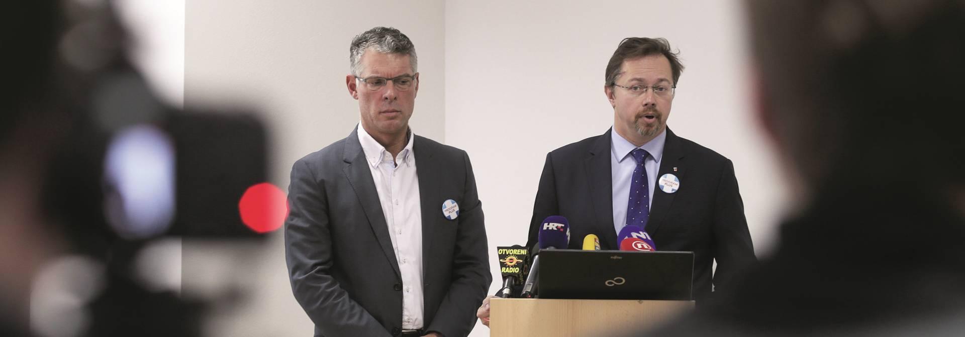 AFERA VARGINOG POMOĆNIKA Policija sumnja da je Dragan Korolija Marinić namještao natječaje u KB Dubrava