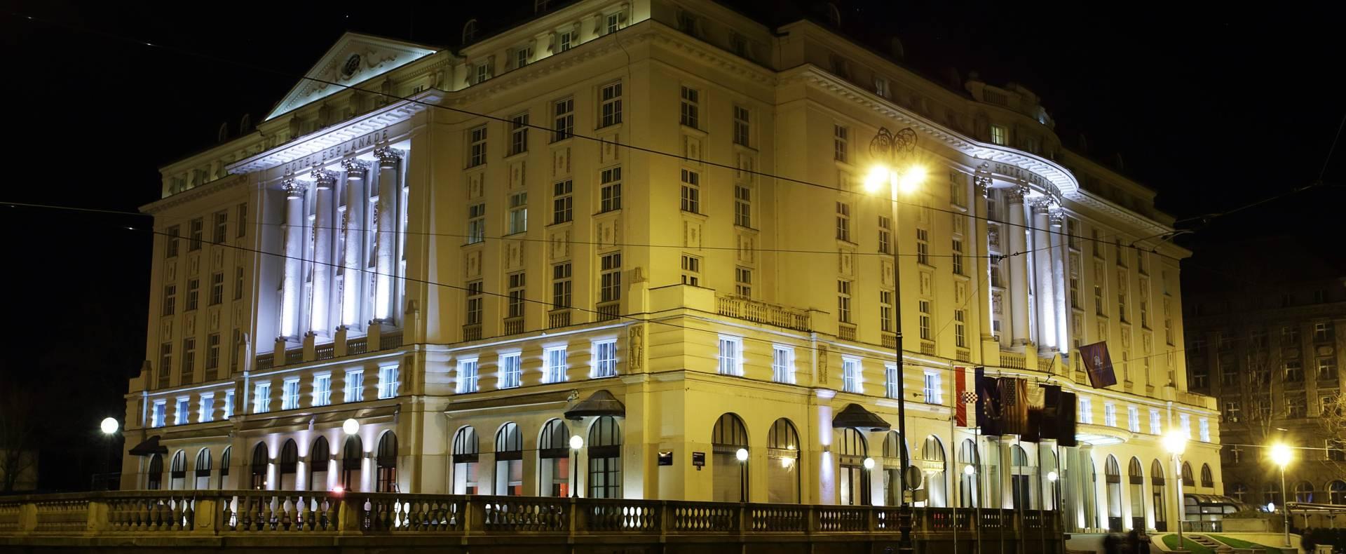 PREDSTEČAJNA NAGODBA HOTELA ESPLANADE: Elitni hotel u vrtlogu manipulacija