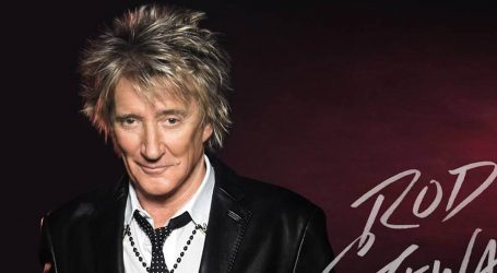 VIDEO: Sir Rod Stewart i Penny Lancaster obnovili zavjete
