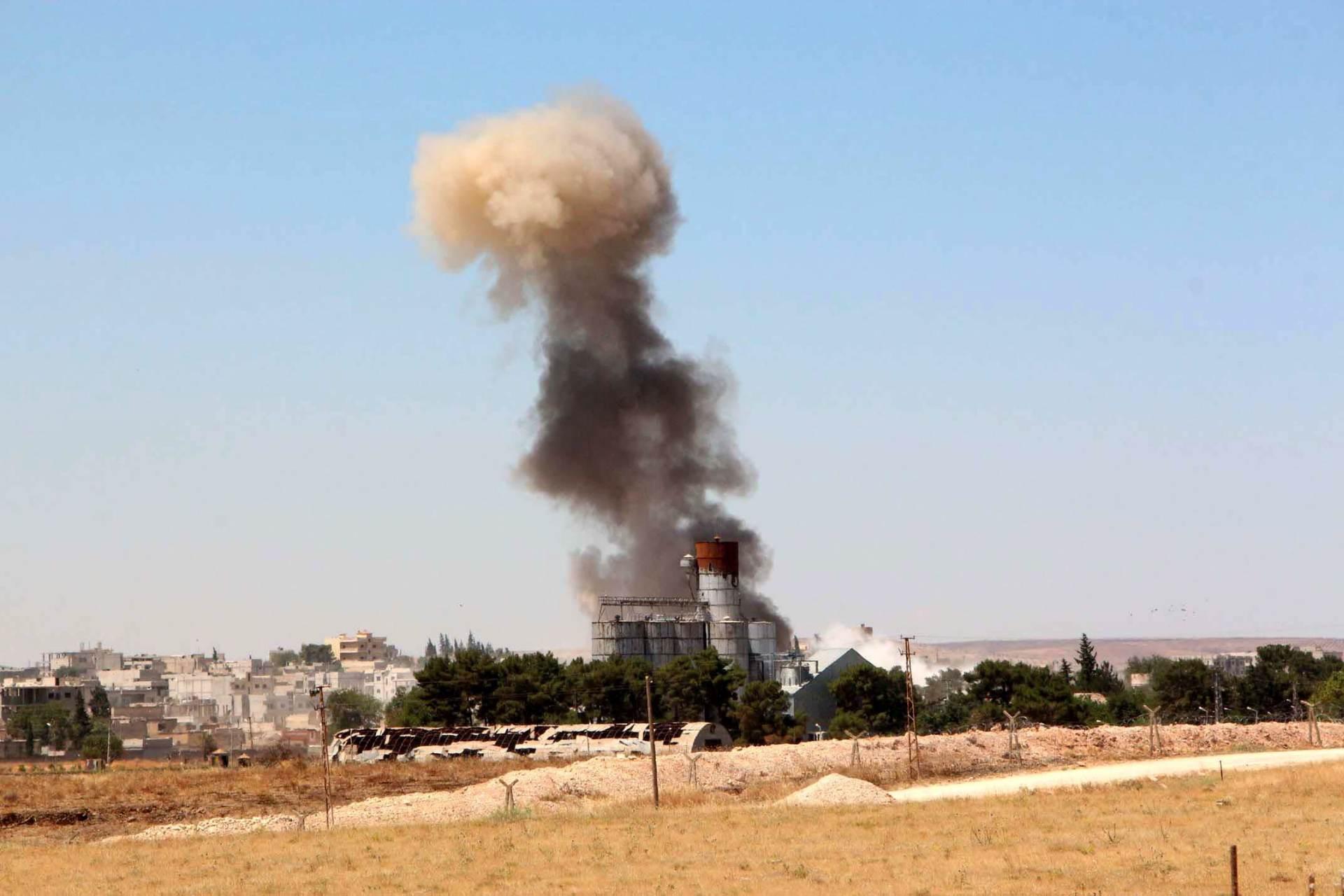 OFENZIVA: Sirijska vojska, Hezbolah i iranski borci u velikom napadu na Alep