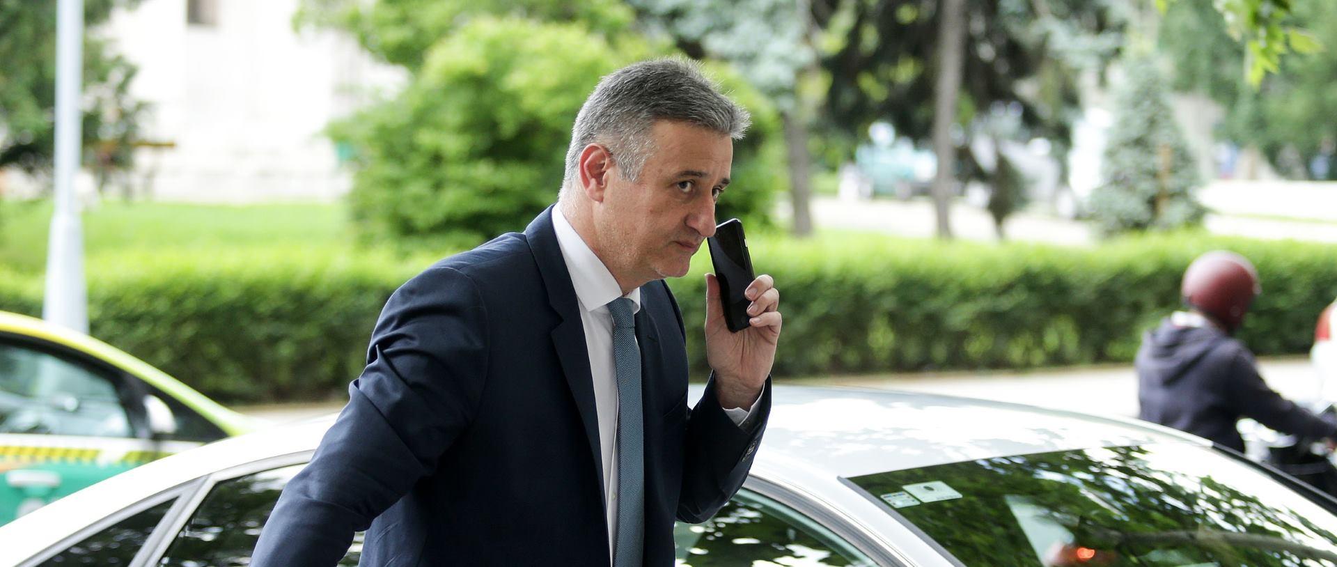 Karamarko: Razgovori Oreškovića s kandidatima za ministre idu dobro