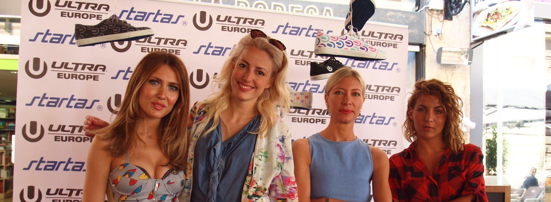 ULTRA EUROPE Poznati elektronski festival predstavlja ekskluzivnu kolekciju Startasica