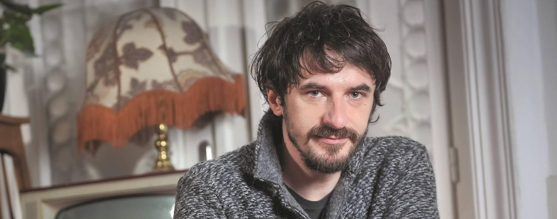 """GLUMAC KOJI IZAZIVA POZORNOST Igor Kovač: """"Zbog rata i neimaštine postao sam bolji čovjek"""""""