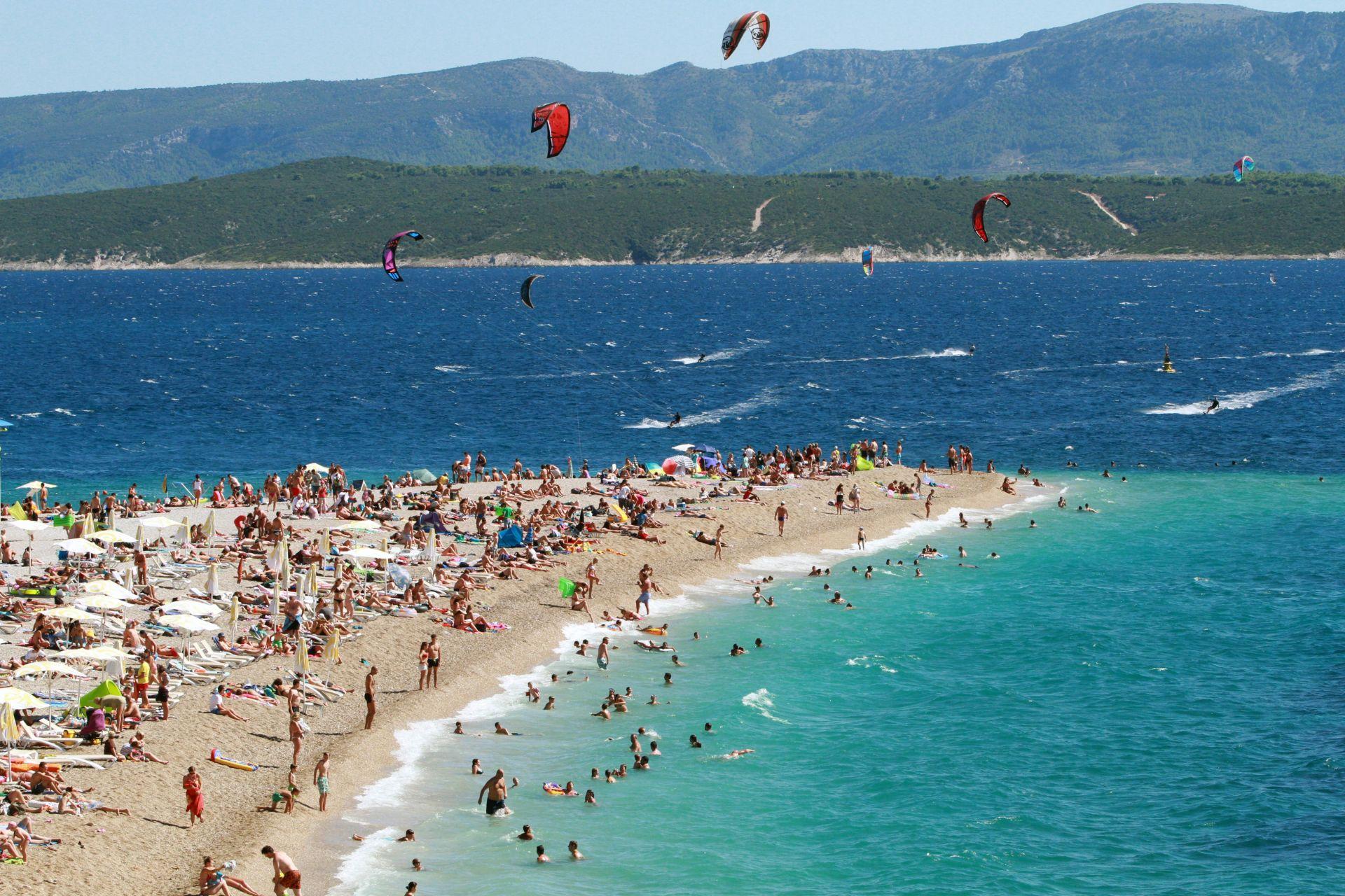 STRANCI OČARANI Na listi najboljih plaža Europe našle se dvije hrvatske
