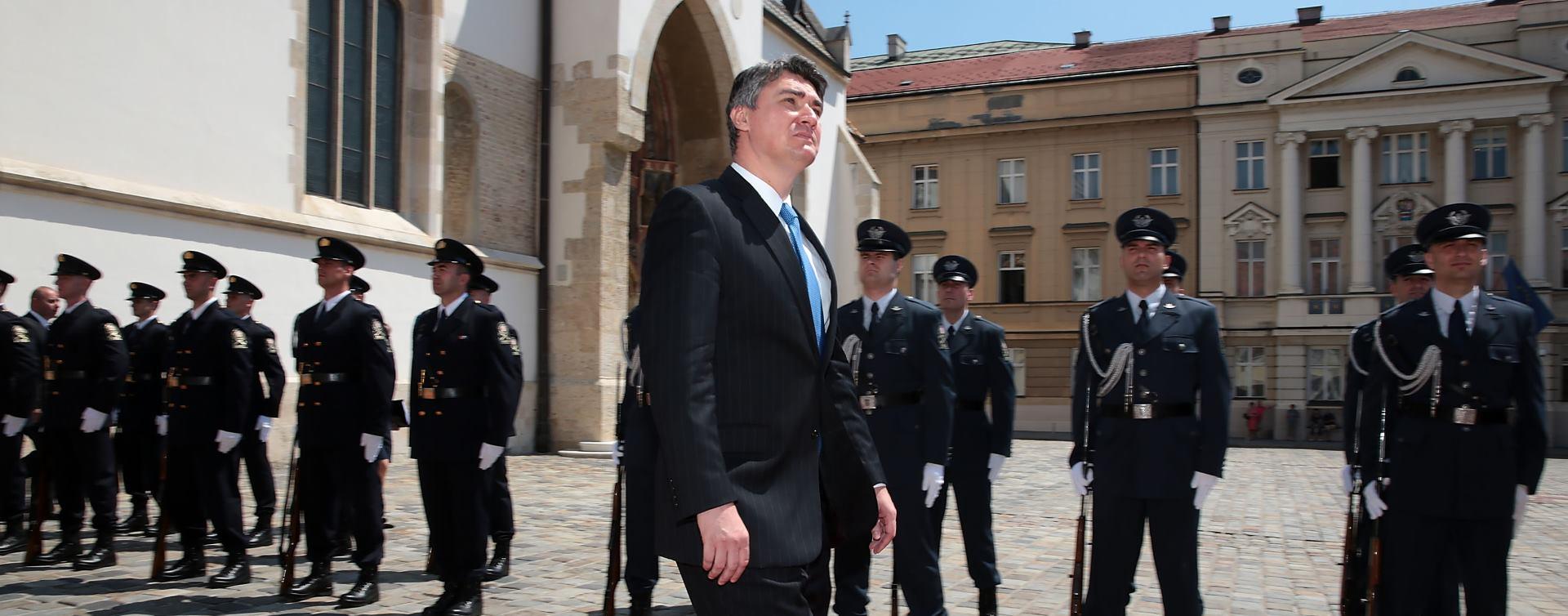 Milanović odbija optužnice iz BiH kojima se Hrvatsku želi optužiti za 'udruženi zločinački pothvat'