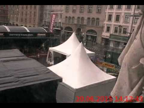 VIDEO: Objavljena snimka s nadzorne kamere koja je zabilježila stravični pokolj u Grazu
