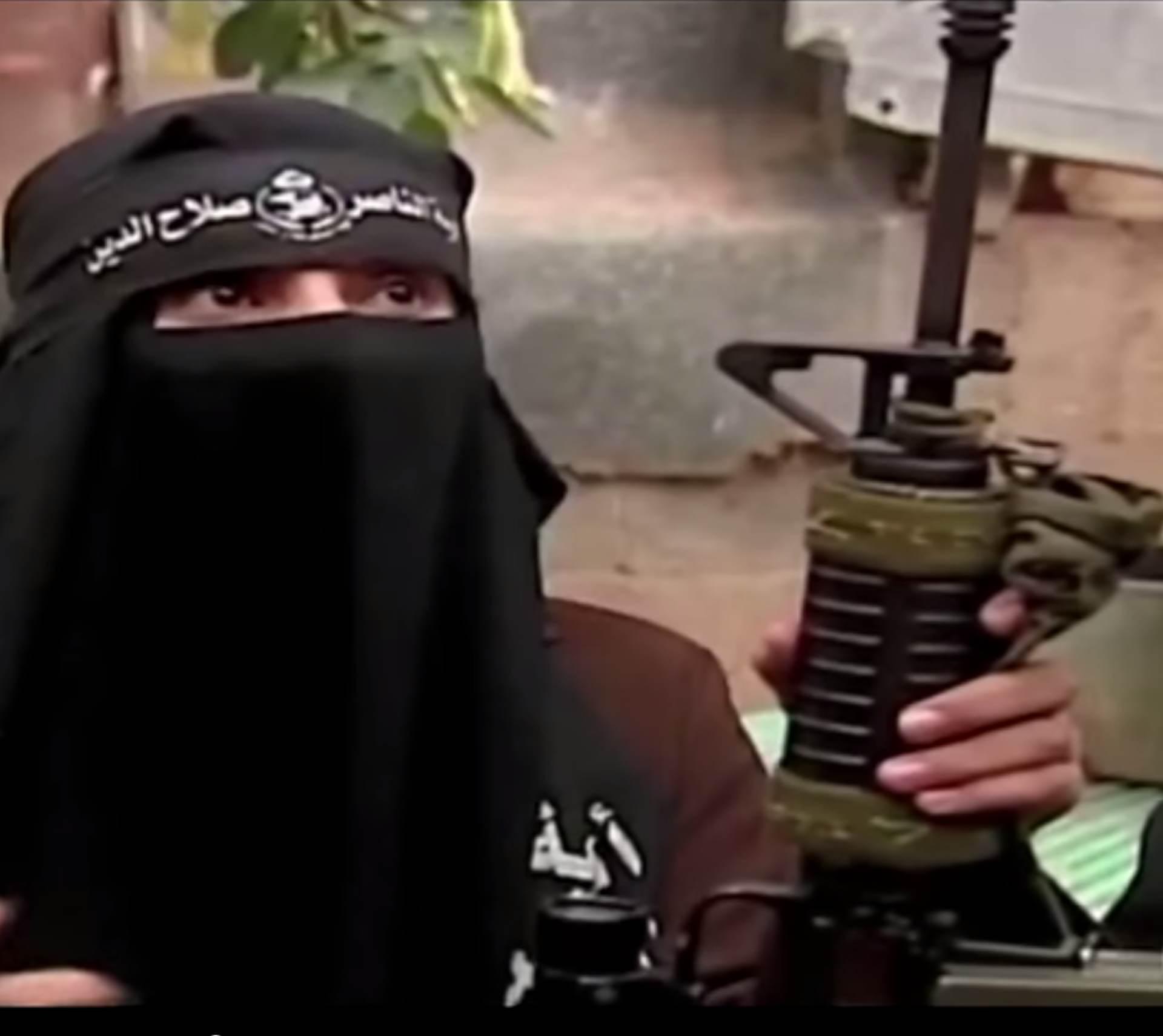 ODLAZAK U DŽIHAD: Sve više Njemica odlazi u IS