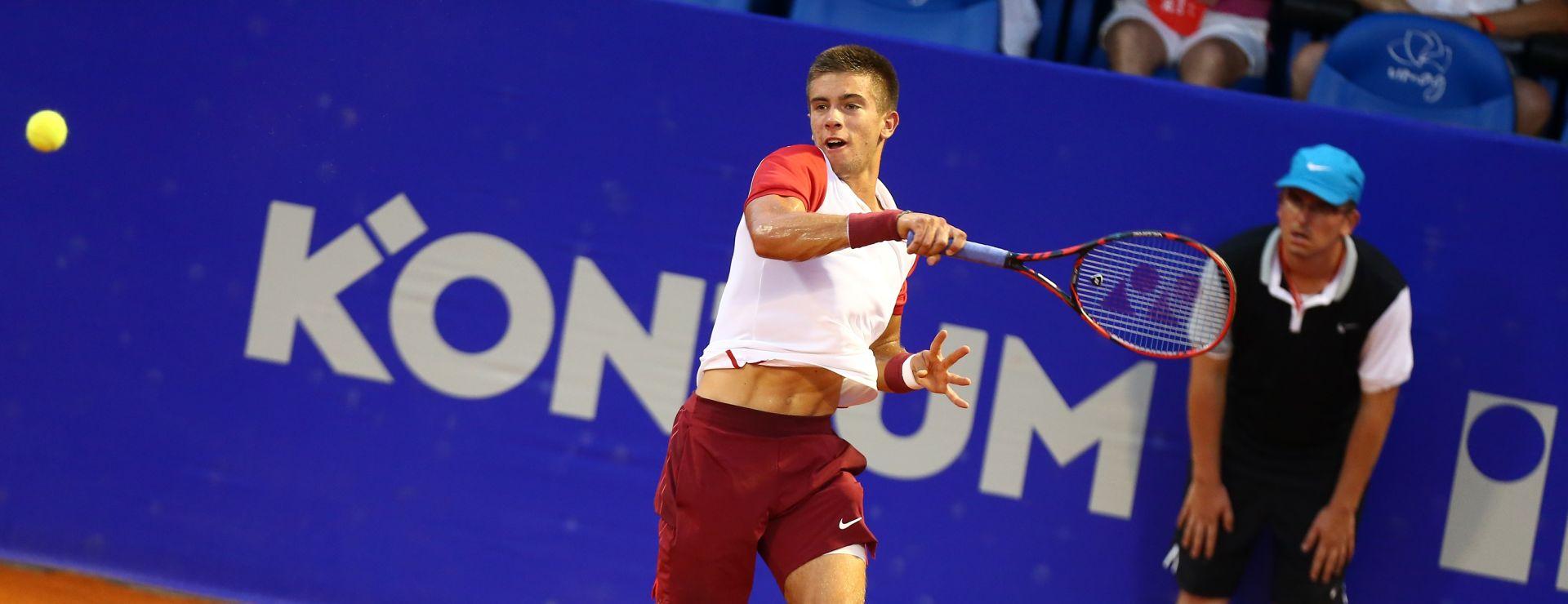 ATP Umag: Ćorić poražen u četvrtfinalu