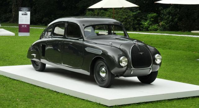 Škodin auto budućnosti iz 1935. godine