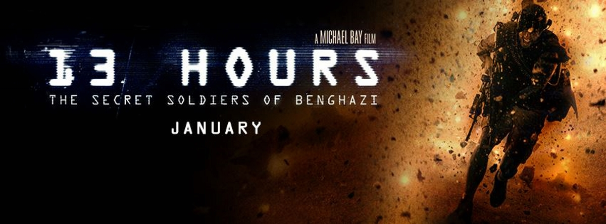 VIDEO: Najave za film '13 Hours: The Secret Soldiers of Benghazi'