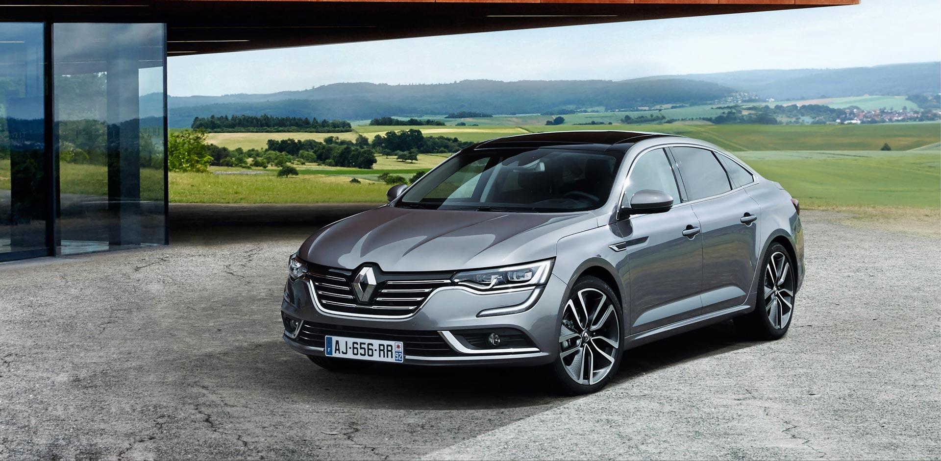 Renault predstavio svoju novu luksuznu limuzinu