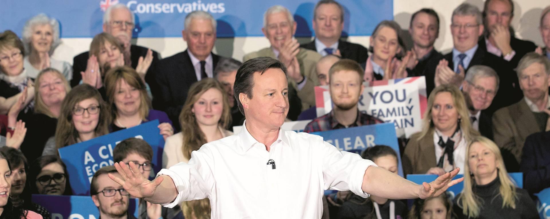 VIDEO: Poslušajmo govor britanskog premijera Davida Camerona