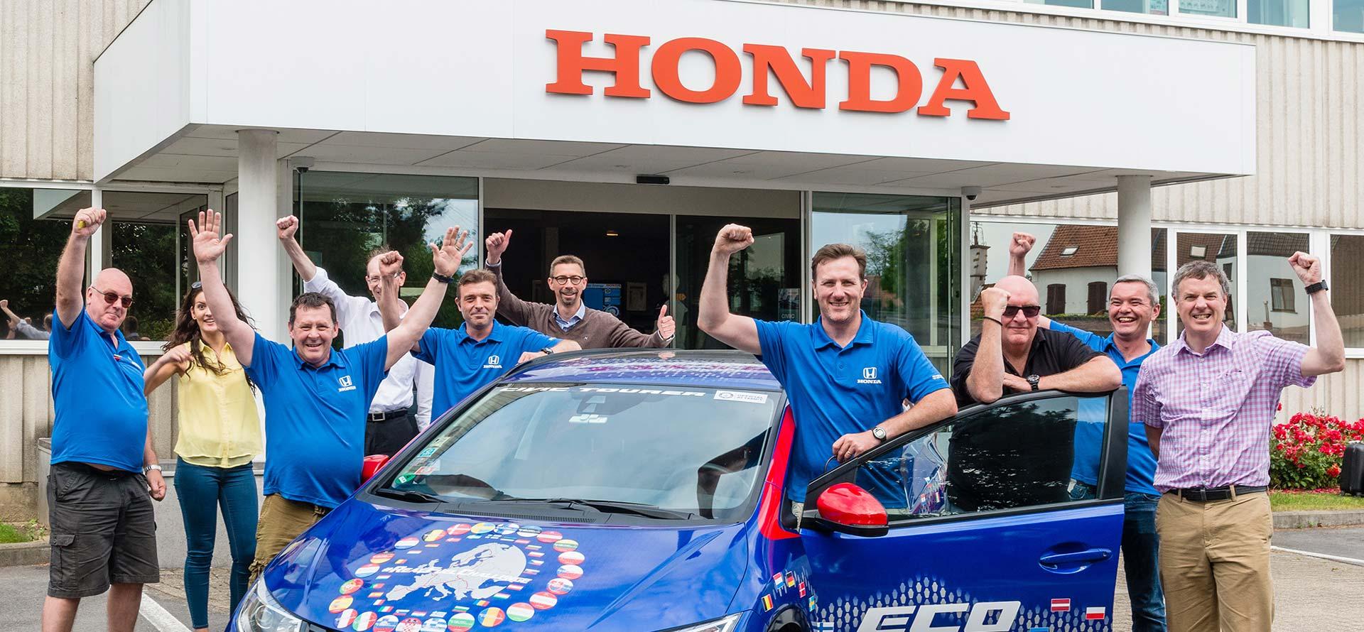 Honda postavila novi Guinnessov svjetski rekord u štedljivosti s prosječnom potrošnjom od svega 2,82 l/100 km