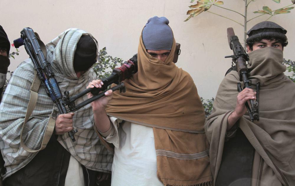 VELIKA OFENZIVA: Talibani na vratima Kunduza