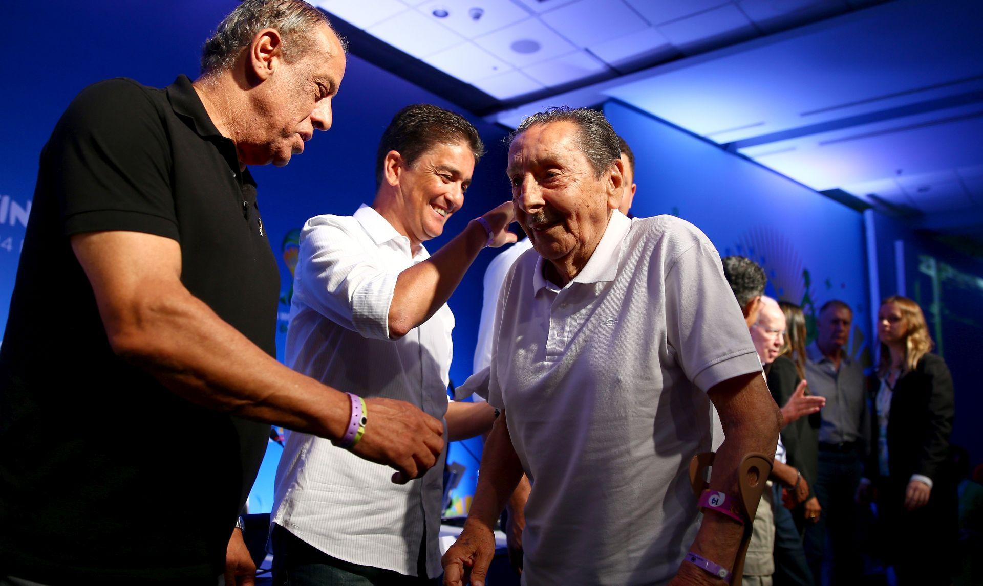 Umrla urugvajska nogometna legenda Alcides Ghiggia