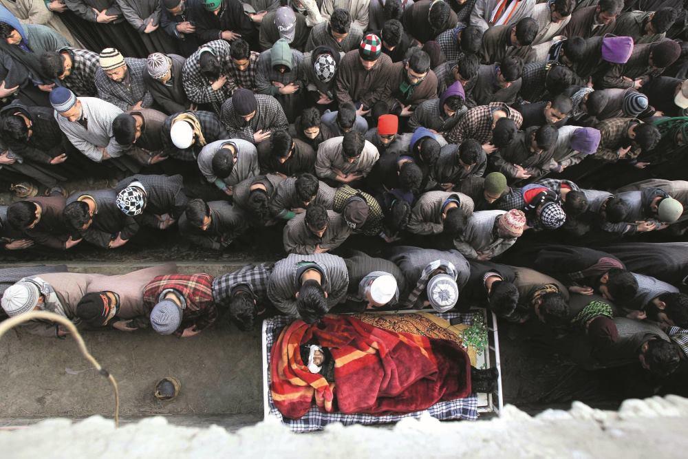FOTO: Javed Dar/Getty Images