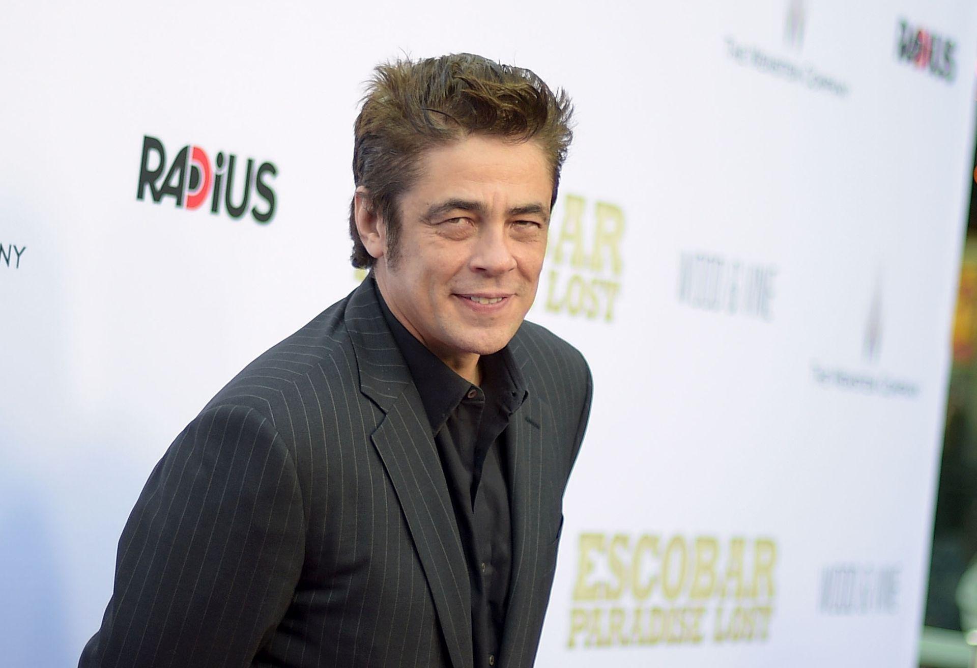 Oskarovac Benicio Del Toro gost ovogodišnjeg SFF-a