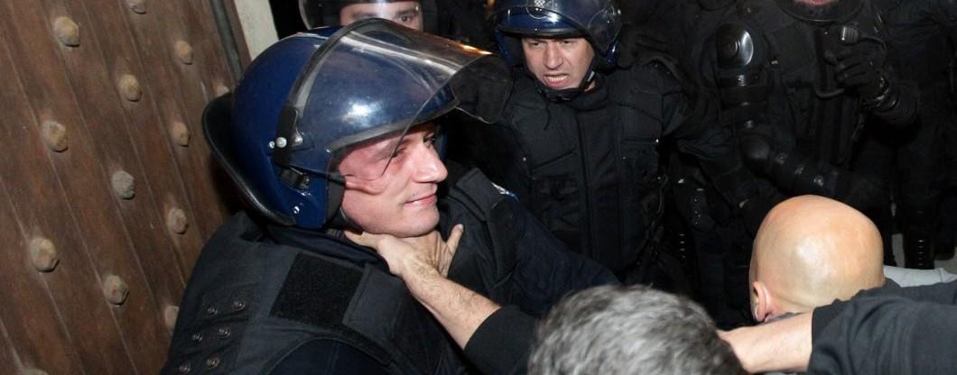 Policija vodi istragu da bi utvrdila kako je uopće došlo do sukoba policije i branitelja na Markovom trgu