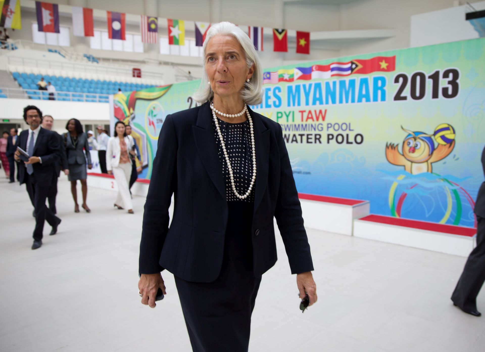 POSTAVLJENI UVJETI Lagarde: Bez restrukturiranja grčkog duga MMF ne sudjeluje